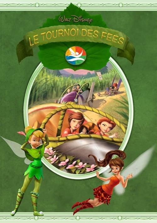 ✎ Clochette et le tournoi des fées (2011) ➤
