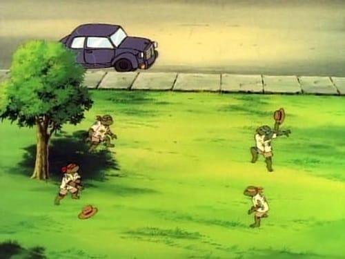 Teenage Mutant Ninja Turtles 1993 Amazon Video: Season 7 – Episode The Irish Jig is Up