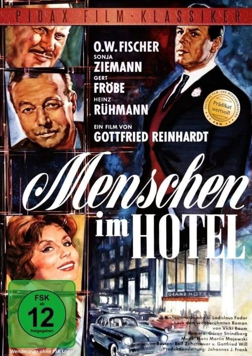 شاهد الفيلم Menschen im Hotel في نوعية جيدة