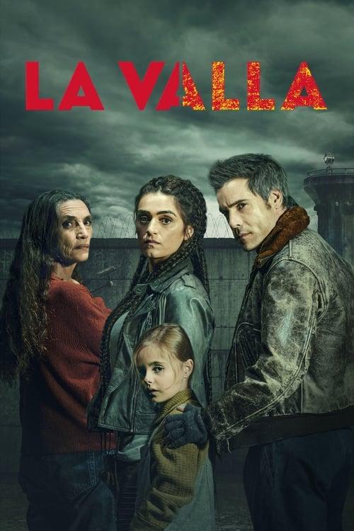 Poster von La Valla – Überleben an der Grenze