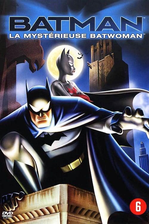 ★ Batman : La Mystérieuse Batwoman (2003) Streaming HD FR