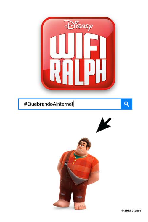 Assistir WiFi Ralph: Quebrando a Internet 2018 - HD 720p Dublado Online Grátis HD