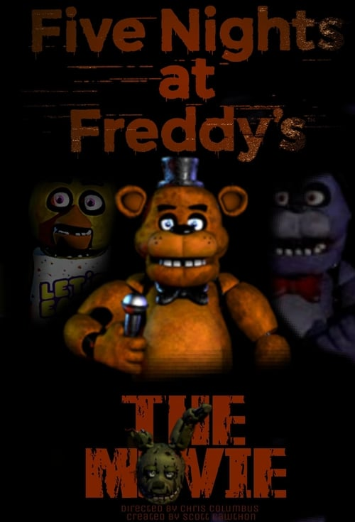 Watch Five Nights at Freddy's (2015) Full Movie