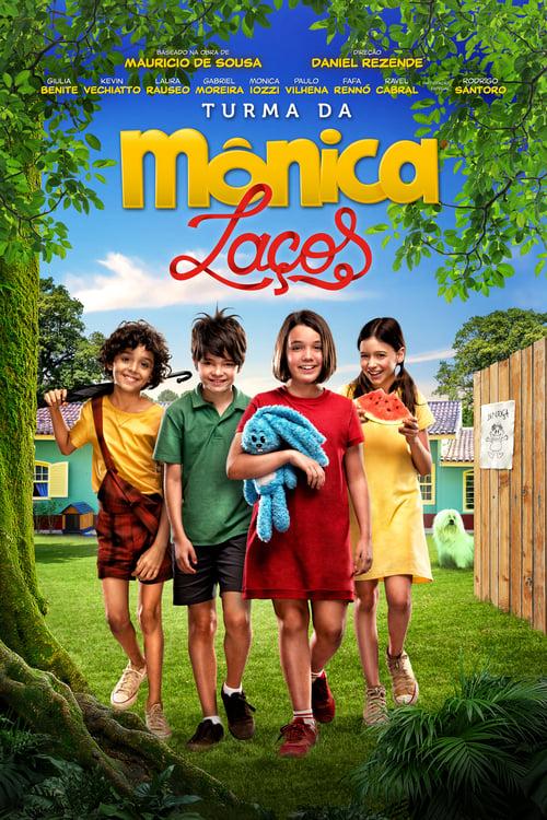 Mira La Película Turma da Mônica: Laços Doblada En Español