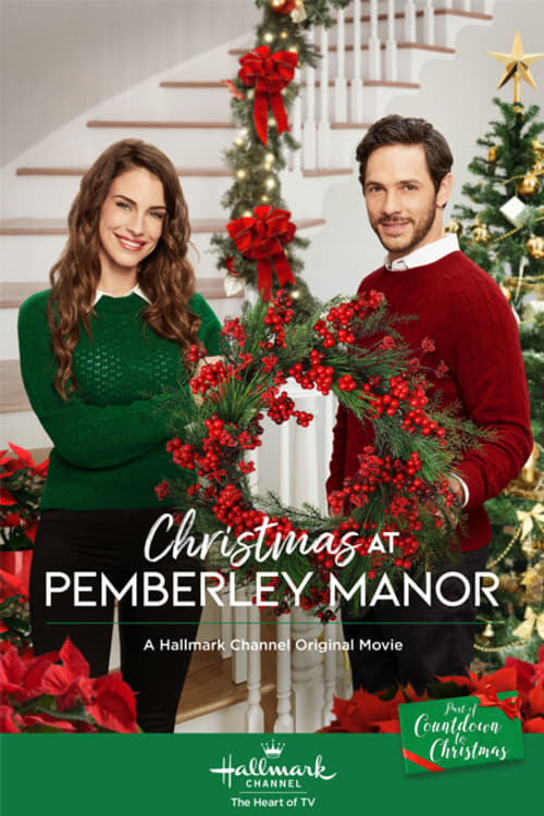 Christmas at Pemberley Manor For Online Full HD