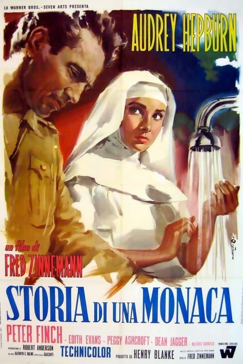 La storia di una monaca (1959)