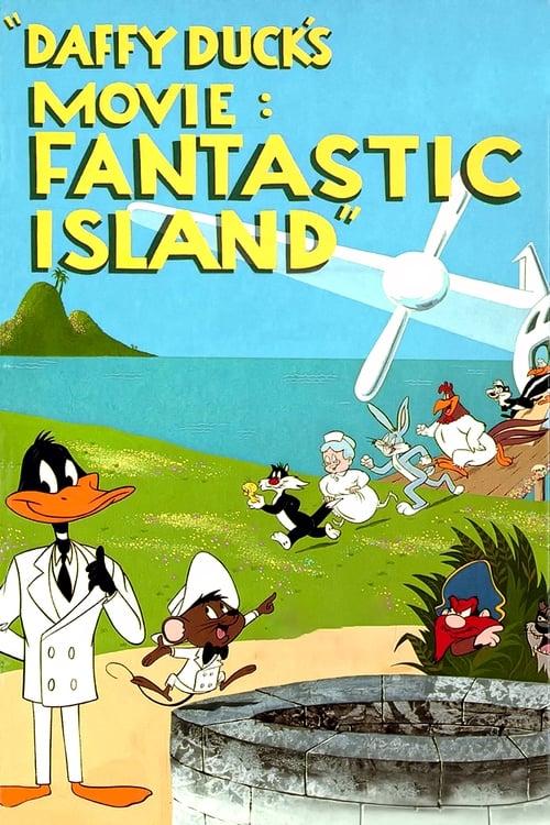 Daffy Duck's Movie: Fantastic Island (1983) Poster