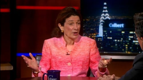 The Colbert Report: Season 9 – Episode Olympia Snowe