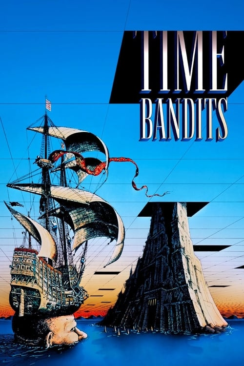 Streaming Time Bandits (1981) Movie Free Online
