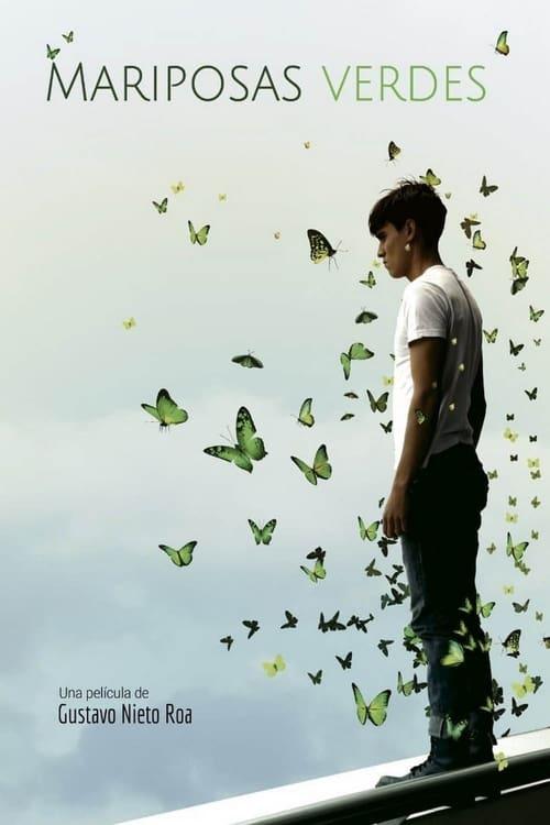 Green Butterflies (2017) Poster