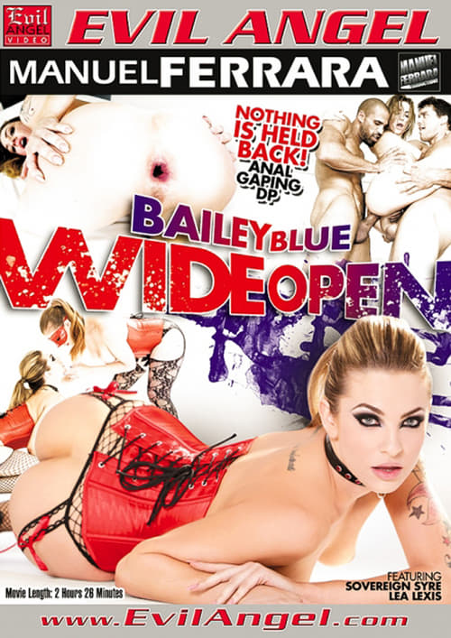Ver pelicula Bailey Blue Wide Open Online