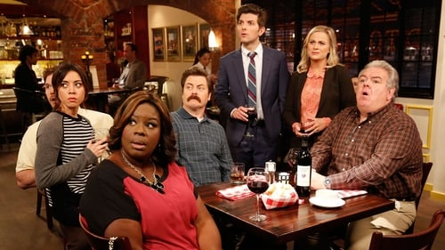 Parks and Recreation - Season 7 - Episode 11: Two Funerals