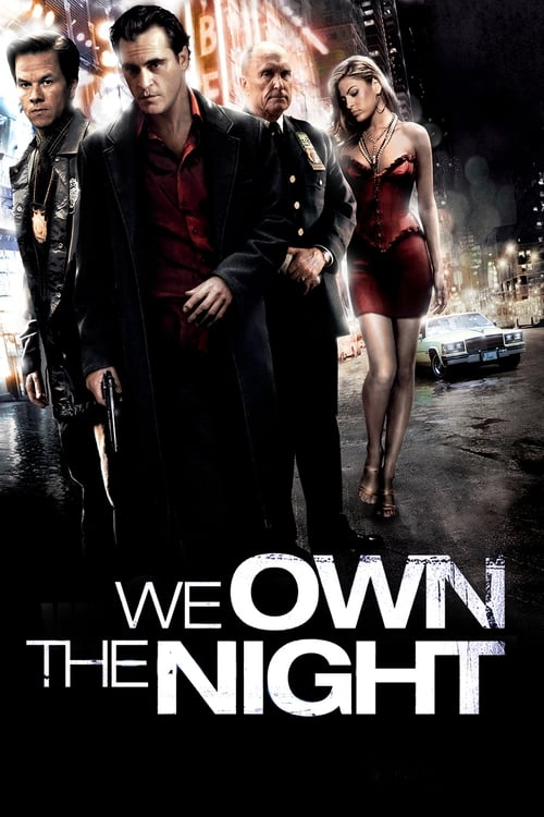 We Own The Night - Poster
