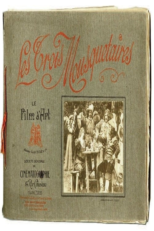 The Three Musketeers (1912)