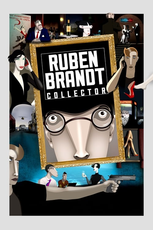 Download Ruben Brandt, Collector (2018) Movie Free Online