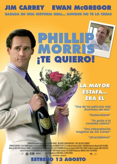 Mira Phillip Morris ¡Te quiero! Con Subtítulos