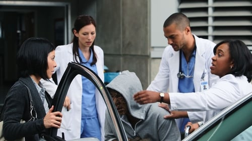 Grey's Anatomy - Season 7 - Episode 3: Superfreak