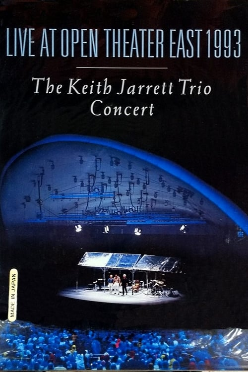 Keith Jarrett Open Theatre East (2001)