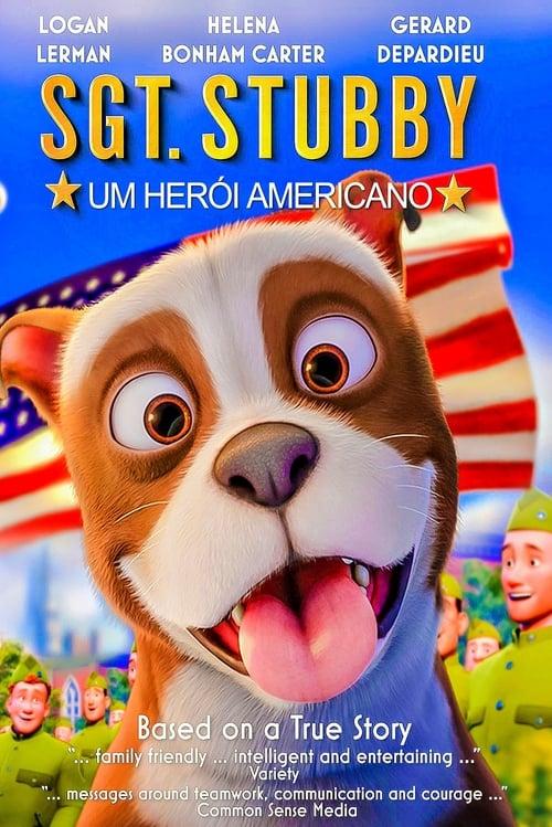 Assistir Sargento Stubby - Um Herói American -  HD 720p Dubladoo Online Grátis HD