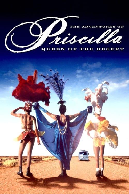 The Adventures of Priscilla, Queen of the Desert - Poster