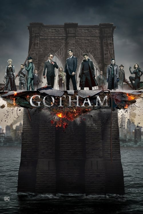 Gotham Season 1 Episode 12 : What the Little Bird Told Him