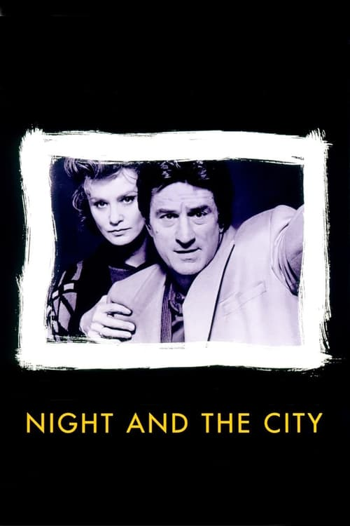 Largescale poster for Night and the City