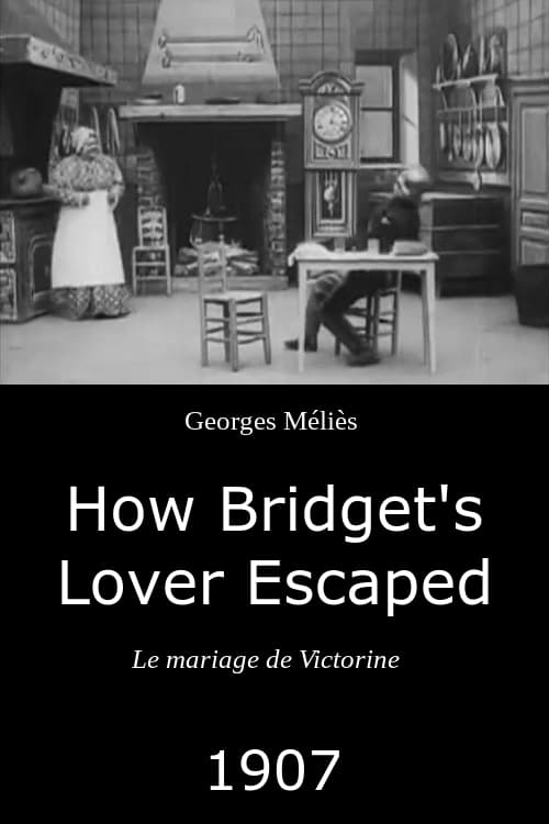 How Bridget's Lover Escaped (1907)