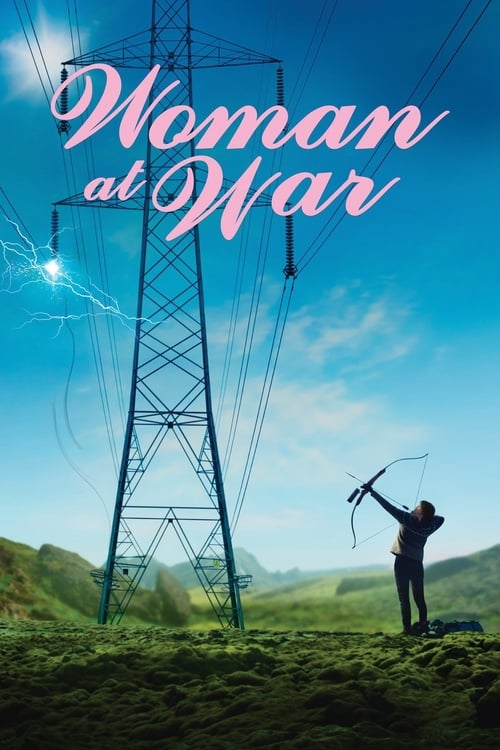 Largescale poster for Woman at War