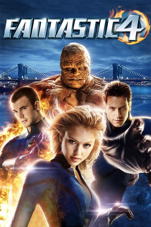 Largescale poster for Fantastic Four