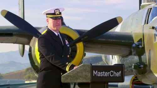 MasterChef: Season 7 – Episode Vets, Jets, and Home Cooks