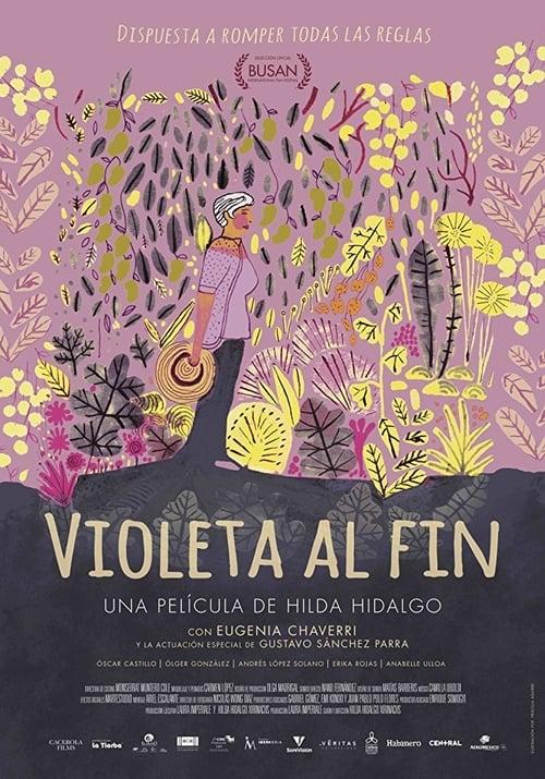 Violeta Al Fin [Latino] [hd1080]