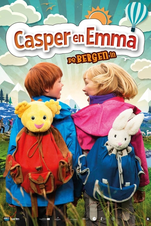 Casper and Emma Go Hiking Film Online