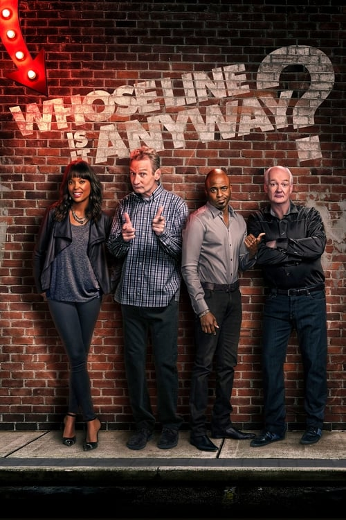 Whose Line Is It Anyway?-Azwaad Movie Database