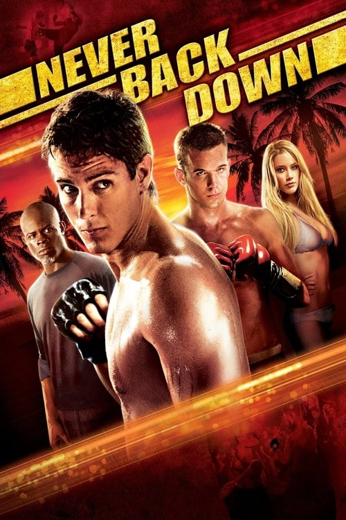Largescale poster for Never Back Down