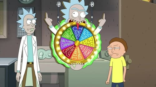 Rick and Morty - Season 5 - Episode 9: Forgetting Sarick Mortshall