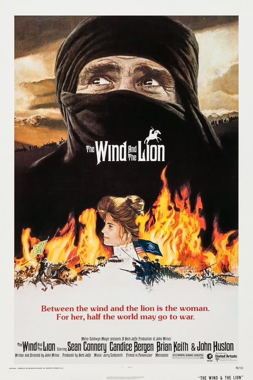 Streaming The Wind and the Lion (1975) Best Quality Movie