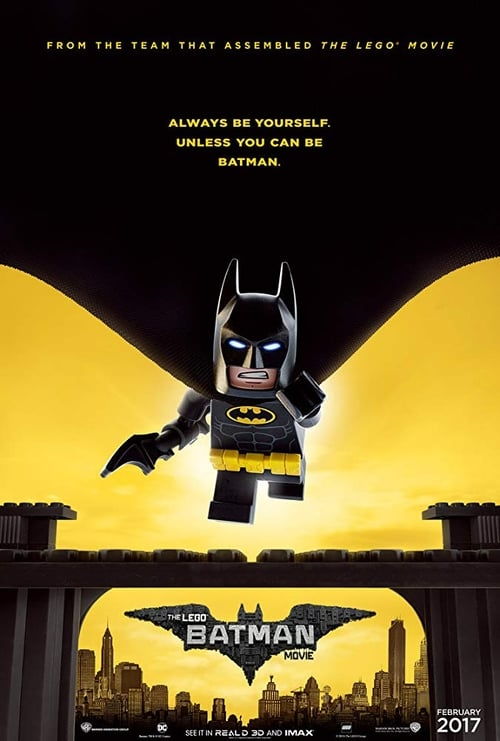 One Brick at a Time: Making the Lego Batman Movie (2017)