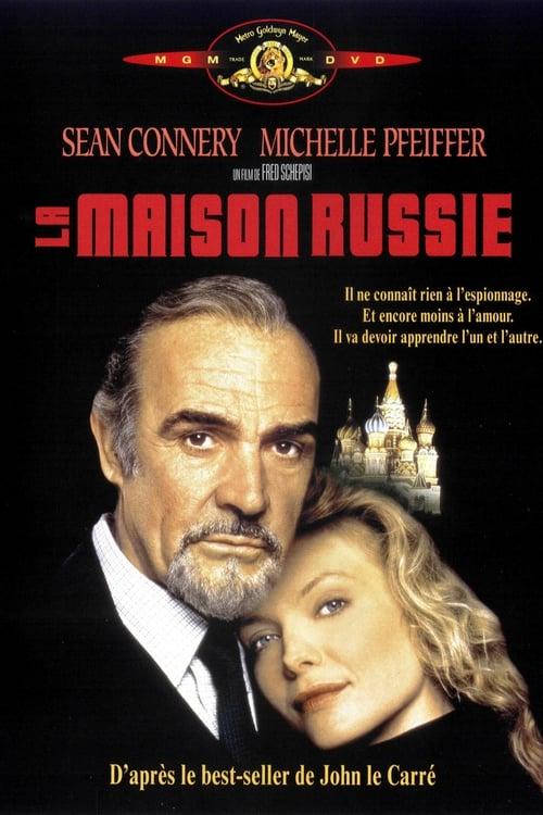 La Maison Russie - The Russia House - 1990