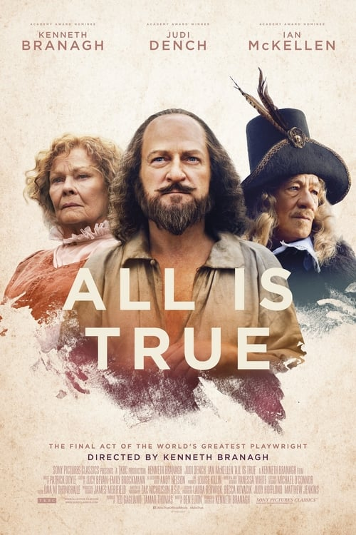 All is True Movie Watch