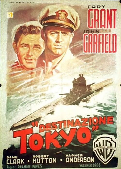 Destinazione Tokyo (1943)