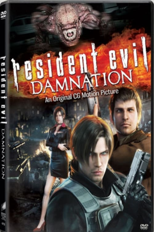 Streaming Resident Evil: Damnation (2012) Best Quality Movie
