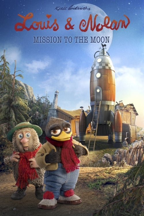 Louis & Luca: Mission to the Moon