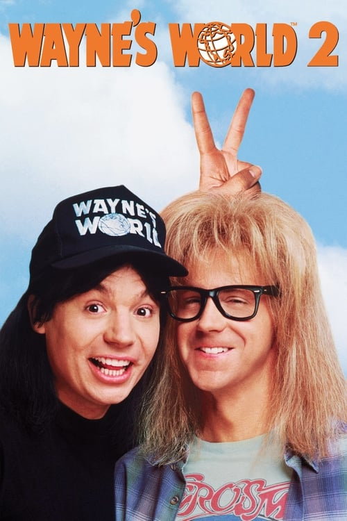 Wayne's World 2 - Poster