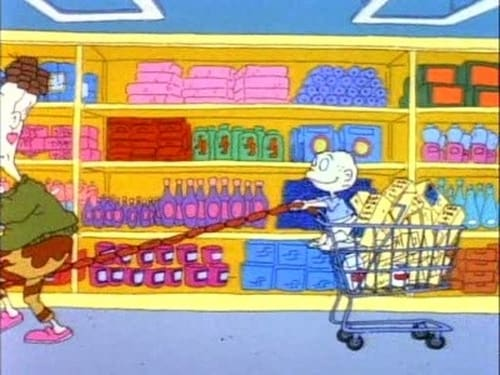 Rugrats 1991 Netflix: Season 1 – Episode Incident In Aisle Seven