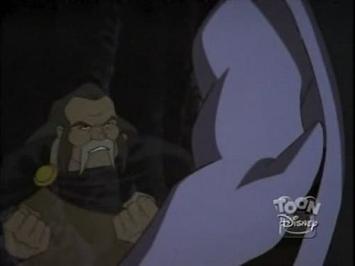 Gargoyles: Season 2 – Episod Shadows of the Past