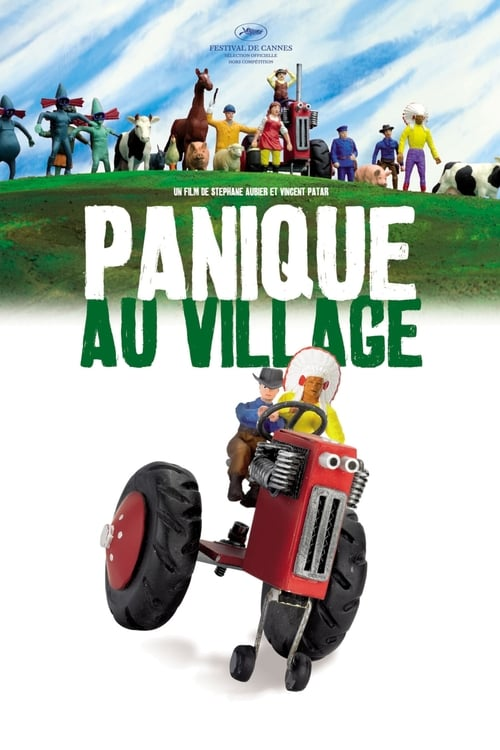 Voir Panique au village (2009) streaming Youtube HD