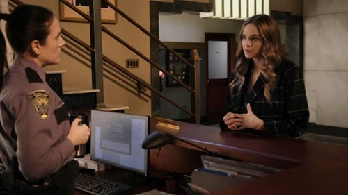 The Flash - Season 7 - Episode 8: The People V. Killer Frost