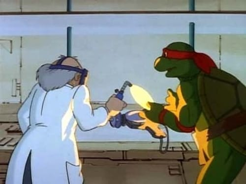 Teenage Mutant Ninja Turtles: Season 6 – Episod Mr. Nice Guy