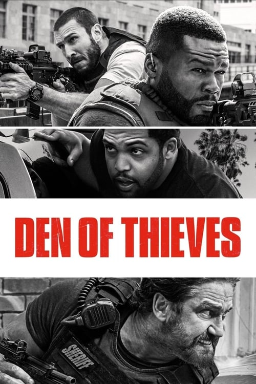 Poster for Den of Thieves