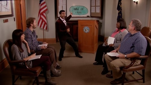 Parks and Recreation - Season 3 - Episode 14: road trip